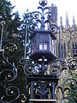 St. Giles' churchyard gates, Church Street