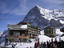 Eiger wikipedia climbing historyedit reheart Images