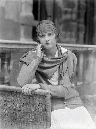 Eileen Bennett Whittingstall - Image: Eileen Bennett 1928