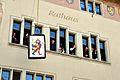 Eis-zwei-Geissebei (2012) - Rathaus Rapperswil - Hauptplatz 2012-02-21 15-15-10.JPG