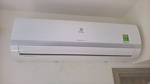 Electrolux air conditioner for large rooms