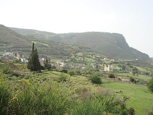 Elekistra Village