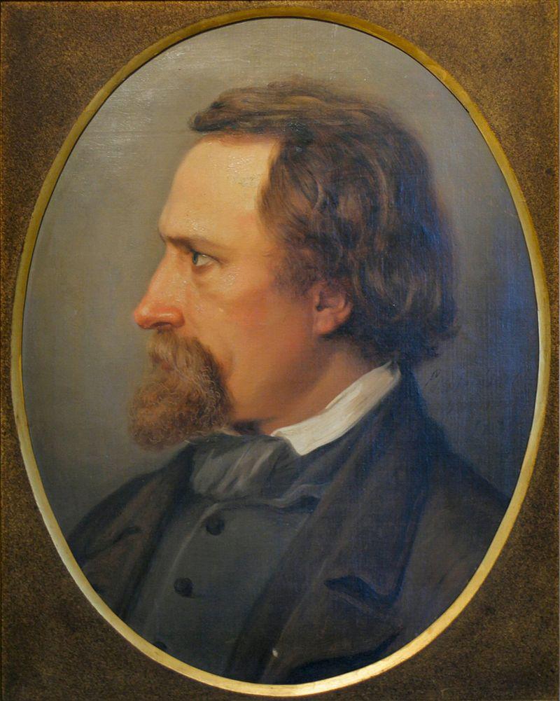 Элизабет Иерихау Бауманн Йенс Адольф Иерихау 1853.jpg