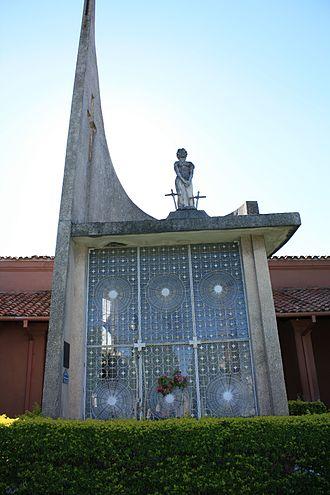 Eliza Lynch - Tomb of Eliza Alicia Lynch at the Recoleta cemetery in Asuncion
