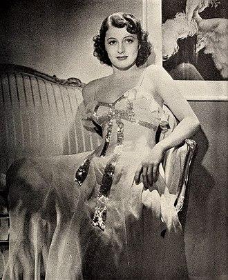 Ellen Drew - Drew in July 1938