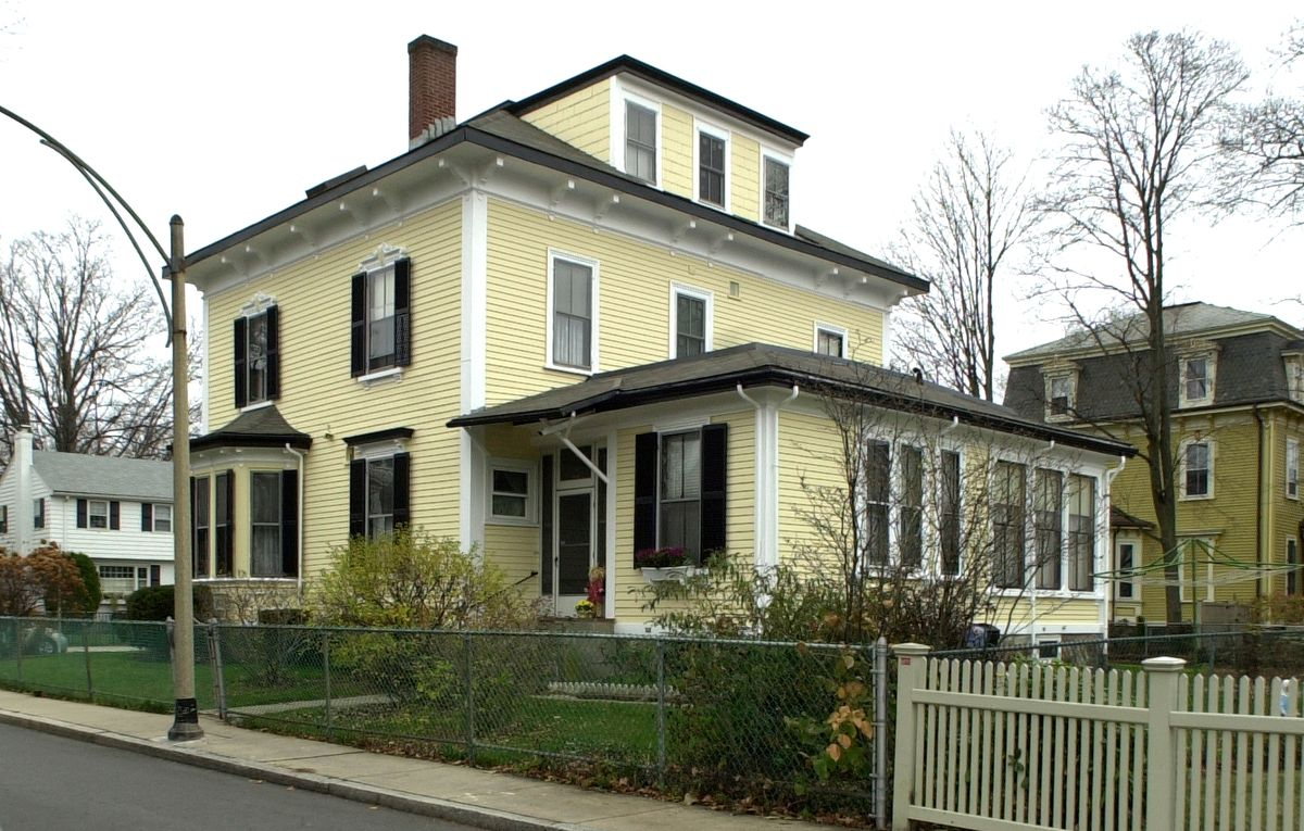 Ellen Swallow Richards House – Wikipedia