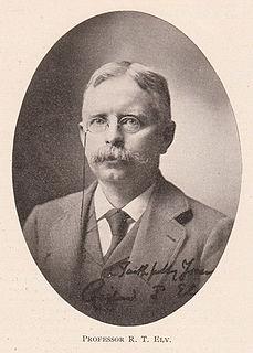 Richard T. Ely United States economist and author