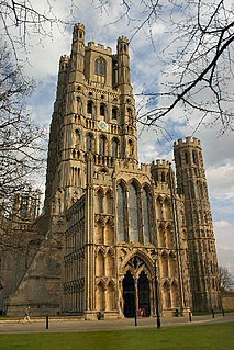 Ely, Cambridgeshire Cathedral city in Cambridgeshire, England