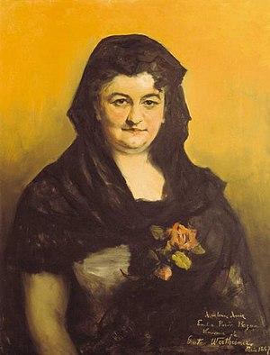Pardo Bazán, Emilia, Condesa de (1851-1921)
