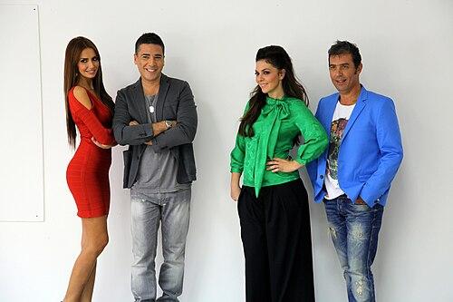 X Factor Adria - WikiVisually