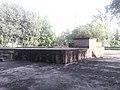 Emperor Akbar crowning platform.jpg