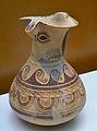 Enòcoa amb decoració d'ulls apotropaics, Tossal de sant Miquel, Museu de Prehistòria de València.JPG