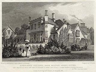 Endsleigh Cottage