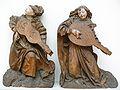 Engel mit Viola und Laute Oberrhein um 1490.jpg