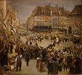 Entrée du Kaiser à Strasbourg après la parade (2).JPG