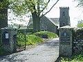 Entrance to Lilliesleaf Kirk - geograph.org.uk - 176125.jpg