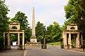 Entrance to Royal Victoria Park - geograph.org.uk - 2068146.jpg