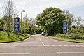 Entrance to Wallington Village - geograph.org.uk - 1282359.jpg