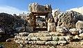 Entrance to the southern Ta' Ħaġrat Temple.jpg