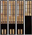Entwurf der Fenster der christlichen Hauptfeste von Johannes Schreiter,jpg.jpg