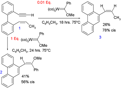 ring-closing enyne metathesis reaction