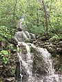 Ephemeral waterfalls Walls of Jericho.JPG