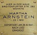 Erinnerungsstein für Martha Arnstein.jpg