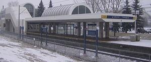 Erlton/Stampede station - Image: Erlton Stampede (C Train) 11