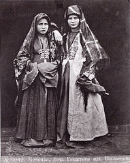 Ermakov. № 6042. Chechen women.jpg