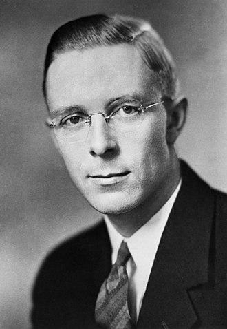 Ernest Manning - Ernest Charles Manning, 1943