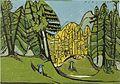 Ernst Ludwig Kirchner - Waldfriedhof - 1933.jpg