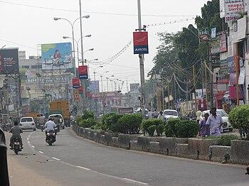 Erode brough road