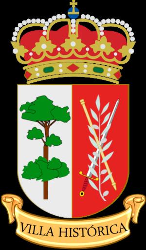 La Victoria de Acentejo - Image: Escudodelavictoria