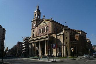 Sant Gervasi – la Bonanova - La Bonanova church