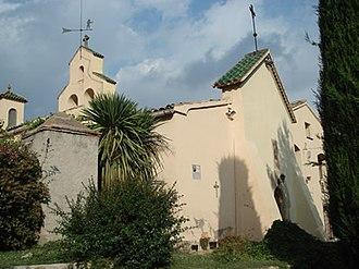 Santa Maria de Miralles - Church of Sant Romà