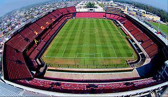 Estadio Brigadier General Estanislao López - Image: Estadio Brigadier General Estanislao López Colón de Santa Fe