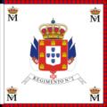 Estandarte de regimento do Exército de Portugal 1853.png