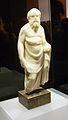 Estatueta de Sòcrates, exposició La Bellesa del Cos, MARQ.JPG