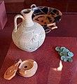 Età romana, ceramica, lucerne e monete, da villa rustica di via degli olmi a sesto f.no.JPG