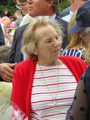 Ethel Kennedy - Ethel Kennedy in 2015
