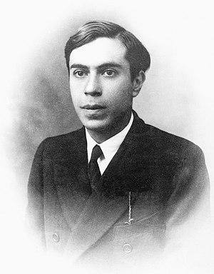 Ettore Majorana - A portrait of Ettore Majorana
