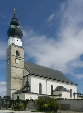 Eugendorf - Sankt Martin church