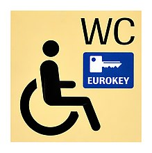 Eurokey sign, Palace of Schönbrunn (cropped).jpg