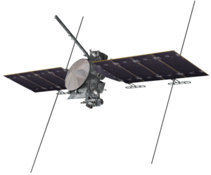 Europa Clipper spacecraft model.png