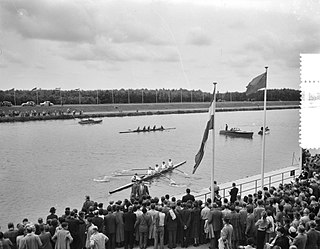 1954 European Rowing Championships international rowing event