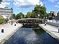 Eustace Bridge and Lock, Dublin - geograph.org.uk - 889628.jpg