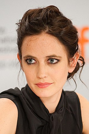 BAFTA Rising Star Award - French actress Eva Green was the first female winner