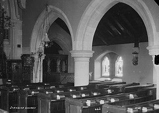 Evancoyd church