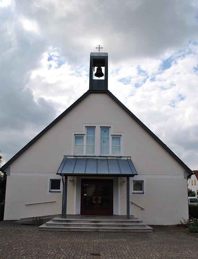 Dreieinigkeitskirche (Dettelbach) - Wikiwand