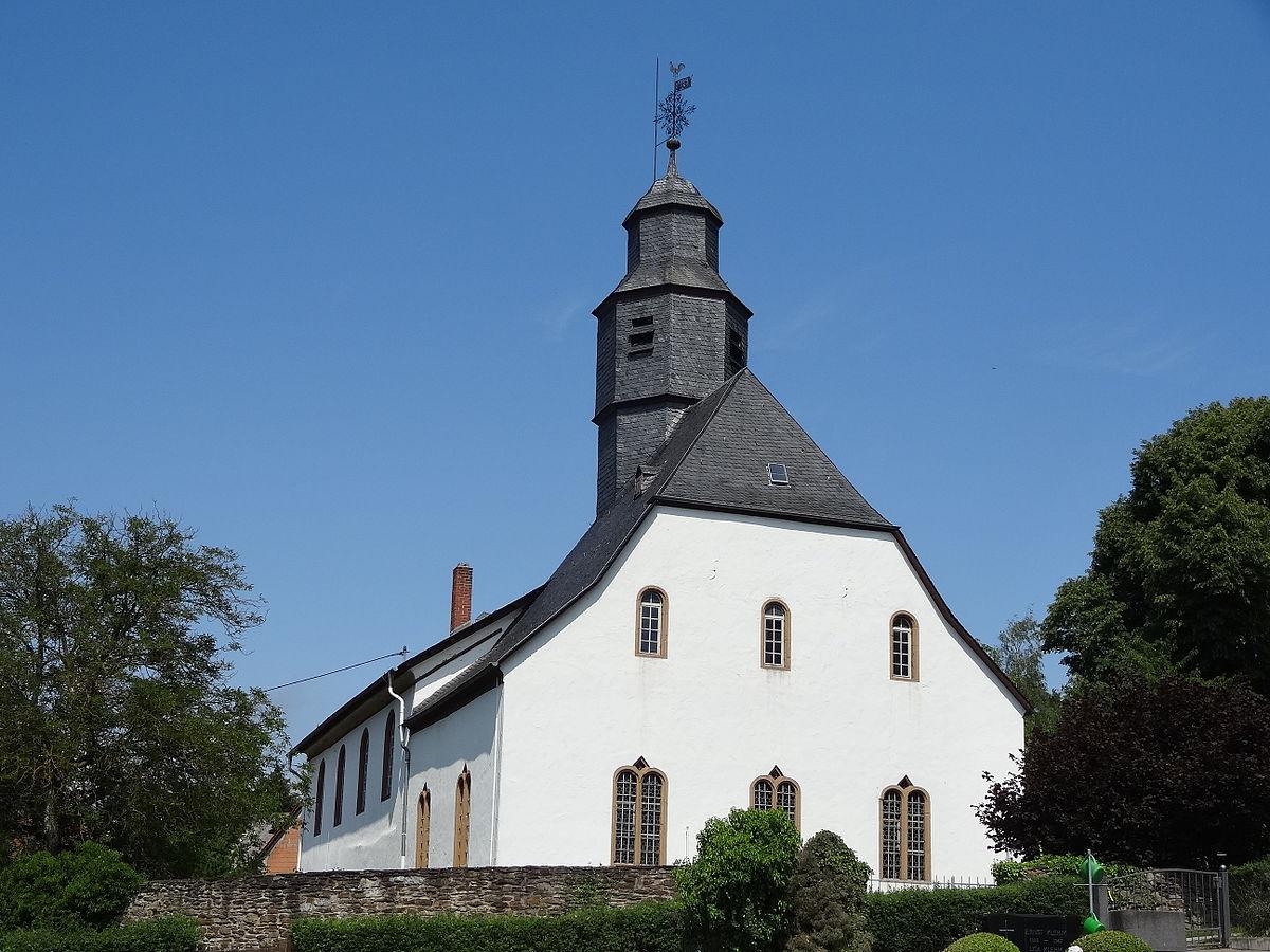 Butzbach Fenster evangelische kirche münster butzbach